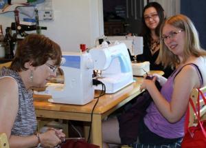 September Sewing 2011