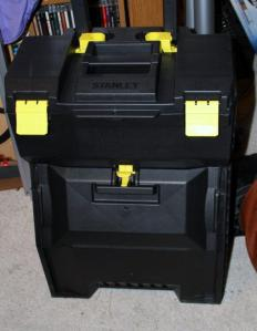 Stanley Project Box Front