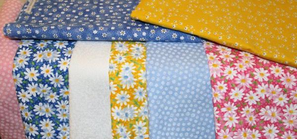 Colorful Quilt Fabric