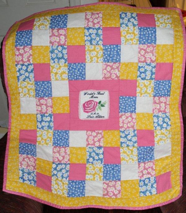 Finished! August 2011