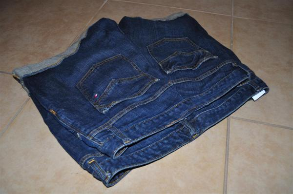 Jeans Project, Comparing Old and New